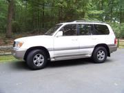 Toyota Land Cruiser 2002 - Toyota Land Cruiser