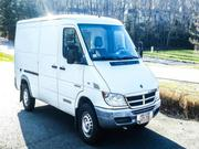 Dodge Sprinter 2500 Chassis 2.7L 2687CC 165